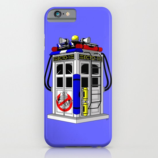 Tardis-1 iPhone & iPod Case