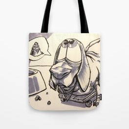 Forever Hungry Tote Bag