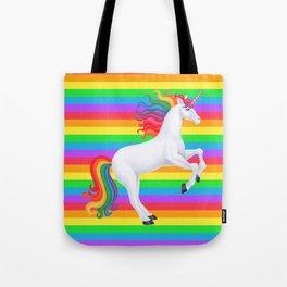 kismet (rainbow unicorn) Tote Bag