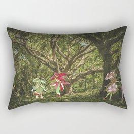 MEANWHILE... Rectangular Pillow