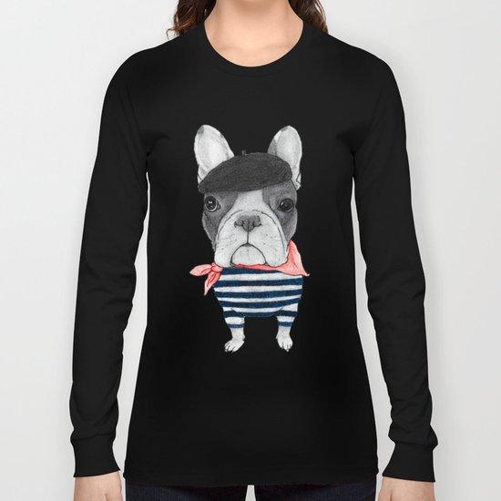 French Bulldog. Long Sleeve T-shirt
