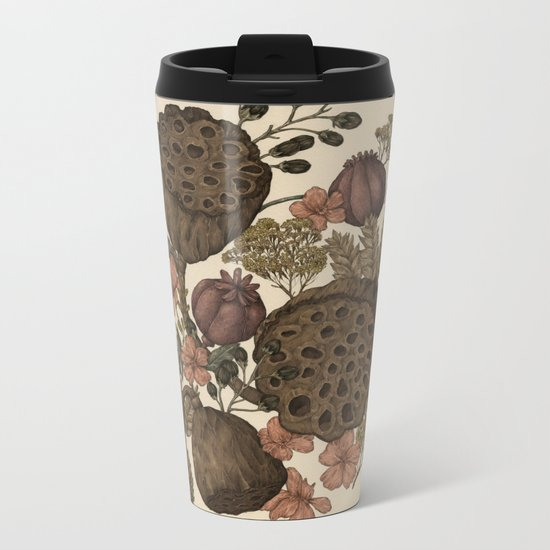 Botanic Garden Metal Travel Mug