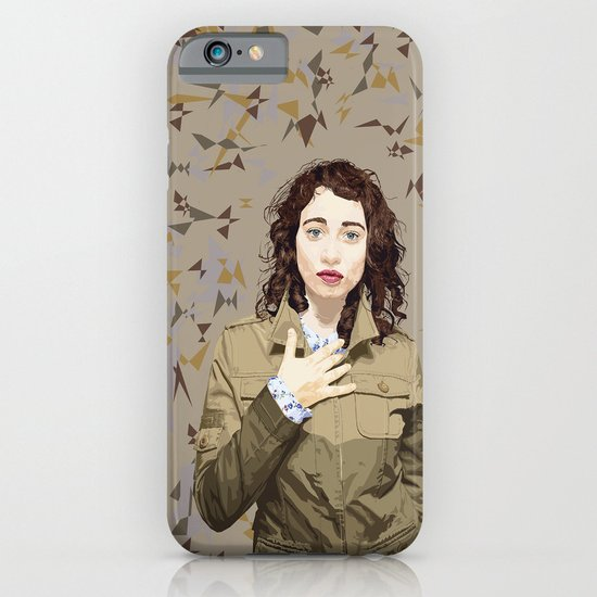 Regina Spektor iPhone & iPod Case