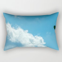 Above. Rectangular Pillow