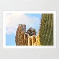 the who Art Prints featuring Who by Shuttervita