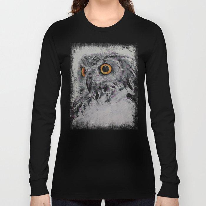 Spirit Owl Long Sleeve T-shirt
