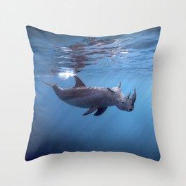 Searhino Throw Pillow