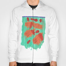 Traces on a grass... Hoody