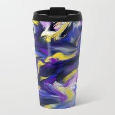 Violaceous Metal Travel Mug