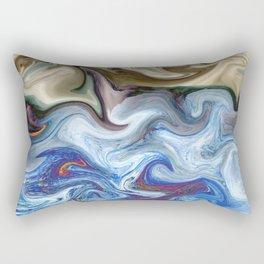 Articulated joy Rectangular Pillow