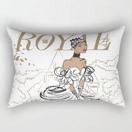 Lilly Royal Rectangular Pillow