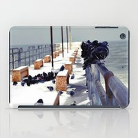 pigeon iPad Cases featuring Pigeon by Toni Tylicki