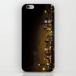Chicago at Night iPhone Skin