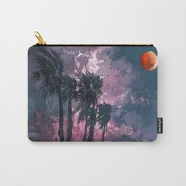 Tropic Moon Carry-All Pouch