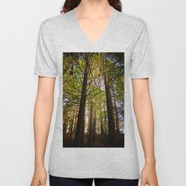 Within The Redwoods Unisex V-Neck