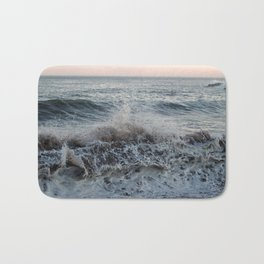 Ocean Splash Bath Mat