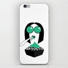 Music Devourer iPhone Skin