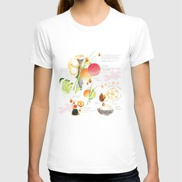temari sushi T-shirt