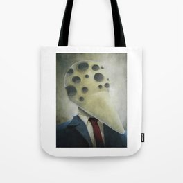 Has Many Eyes But Knows No Truth Tote Bag