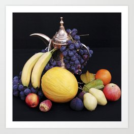 FORBIDDEN FRUITS Art Print