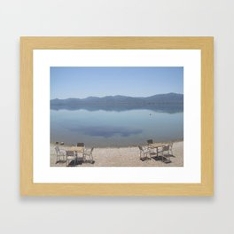 Greek Beauty 2 Framed Art Print