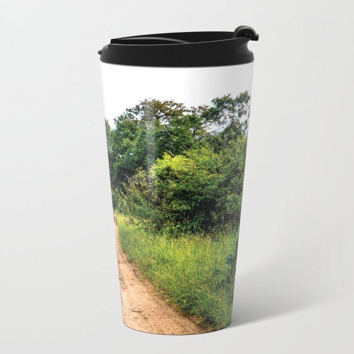 Jungle Gangsters Metal Travel Mug