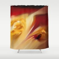 free shipping Shower Curtains featuring True light  by Ordiraptus