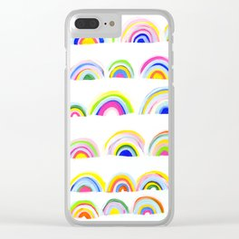 ODE TO JOY Clear iPhone Case