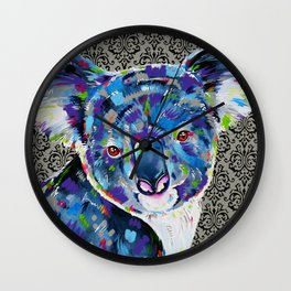 Cuthbert Wall Clock