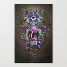 Sigil #1 Canvas Print
