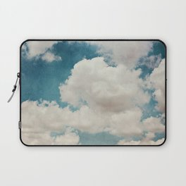 January Clouds Laptop Sleeve