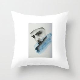 S - TS Throw Pillow