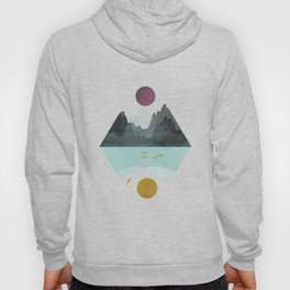 Storm and Calm Hoody