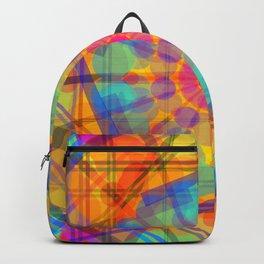Entre círculos y líneas · Glojag Backpack