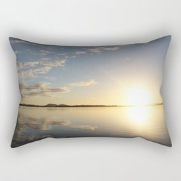 Glaring Sun Rectangular Pillow