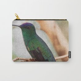 Bird - Photography Paper Effect 002 Carry-All Pouch