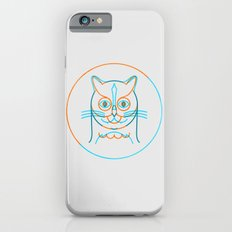 The Owl and The Pussycat iPhone 6s Slim Case