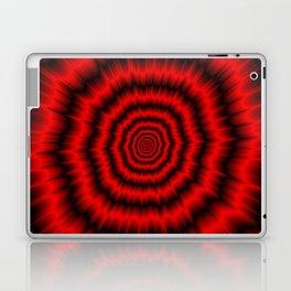 The Menacing Explosion Laptop & iPad Skin