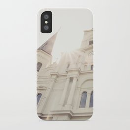 St Louis Cathedral iPhone Case
