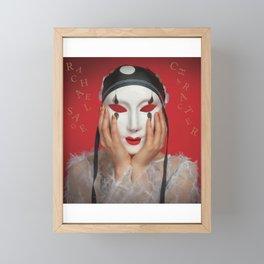 Character Abum Art Framed Mini Art Print