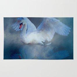 Swan Song & Dance Rug