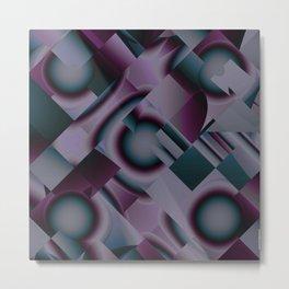 PureColor Metal Print