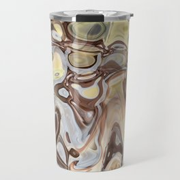 Clutch: abstract digital painting Travel Mug