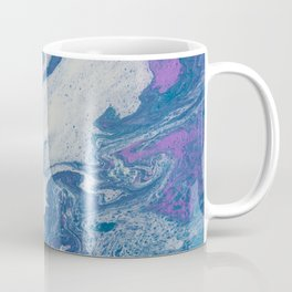 Solo Jazz - An Abstract Piece Coffee Mug