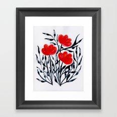 Hestia Framed Art Print