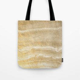 Marble motion - gold Tote Bag