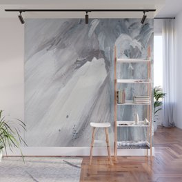 Crashing Waves v.2 Wall Mural