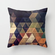 fyssyt pyllyr Throw Pillow