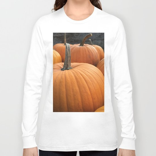 Halloween pumpkins Long Sleeve T-shirt