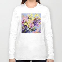Beautiful Bouquet Long Sleeve T-shirt